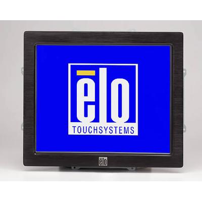 Elo Touch Solution Front-Mount Bezel Kit for 1537L - Zwart,Roestvrijstaal
