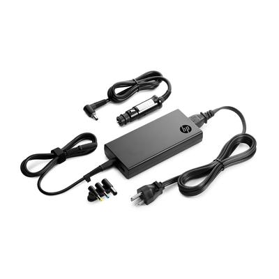 HP 90W Slim Combo USB Netvoeding - Zwart