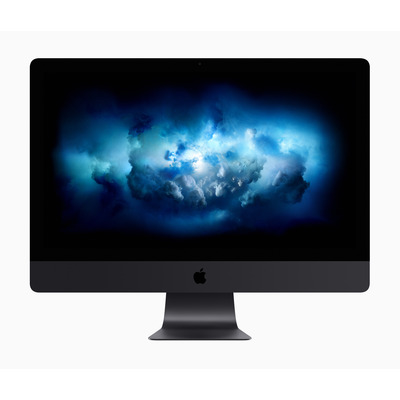 "Apple iMac Pro 27"" Retina 5K 10-Core 3.0GHz Xeon W 32GB 1TB All-in-one pc - Grijs"