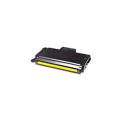 TallyGenicom T8024 Yellow Toner - Geel