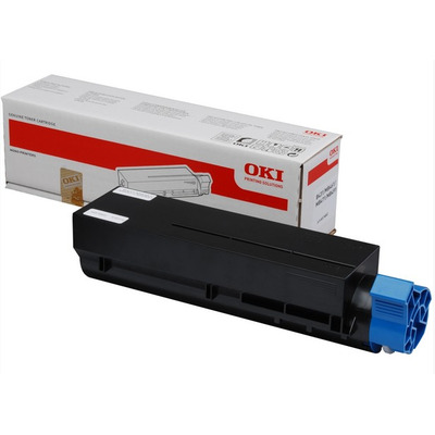 OKI cartridge: Genuine Black Toner - 7K