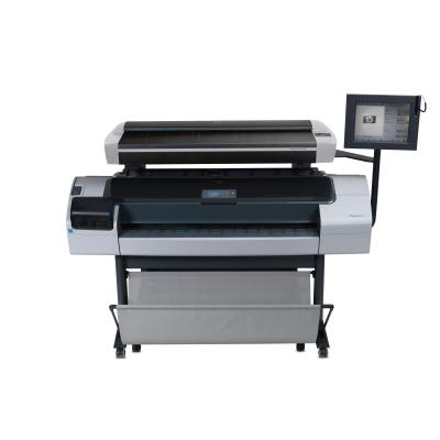 Hp product: Designjet T1200 HD multifunctionele printer