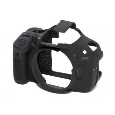 Easycover cameratas: camera case for Canon 600D / Rebel T3i - Zwart