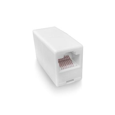 Ewent Modulaire koppelstuk RJ-45 Kabel adapter - Wit