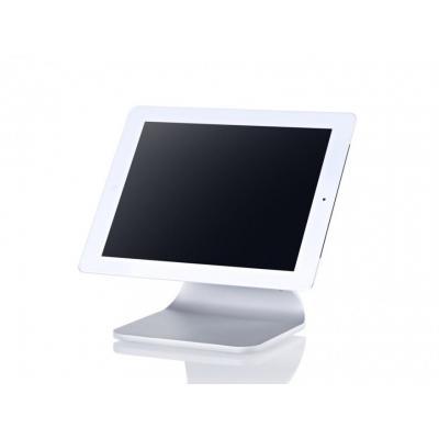 Xmount houder: For Apple iPad 4, Alu - Aluminium, Wit