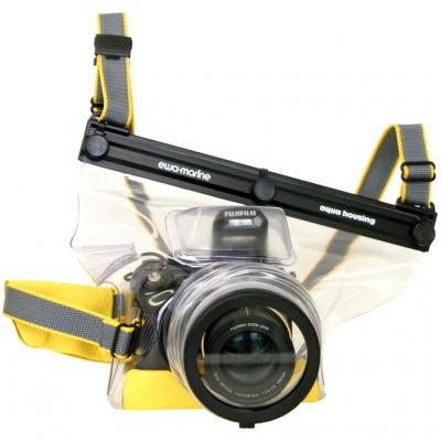 Ewa-marine camera accessoire: 20m Waterproof, 380g, Transparent/Black/Yellow - Zwart, Transparant, Geel