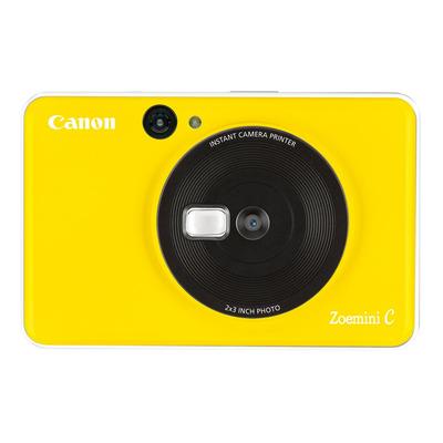 Canon Zoemini C Direct klaar camera - Geel