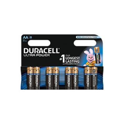 Duracell batterij: Ultra Power - Zwart