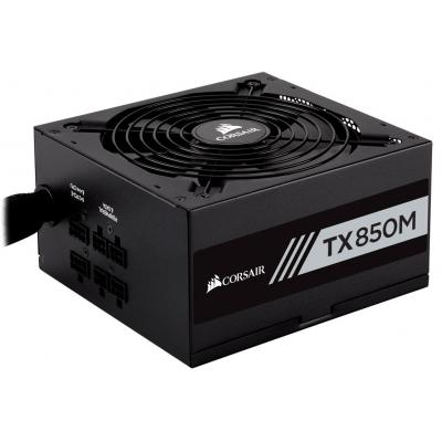 Corsair TX850M Power supply unit - Zwart
