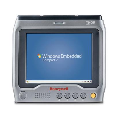 Intermec Thor CV31 PDA - Zwart, Grijs