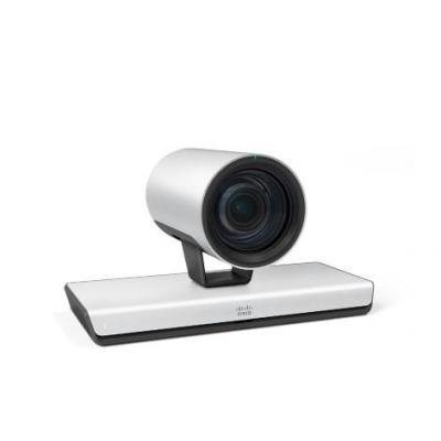 Cisco webcam: Precision 60 - Zwart, Zilver