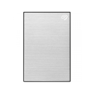 Seagate One Touch 2000GB, USB 3.1 Type-C, Silver - Zilver