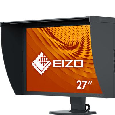 "EIZO ColorEdge 27"" IPS QHD Monitor - Zwart"