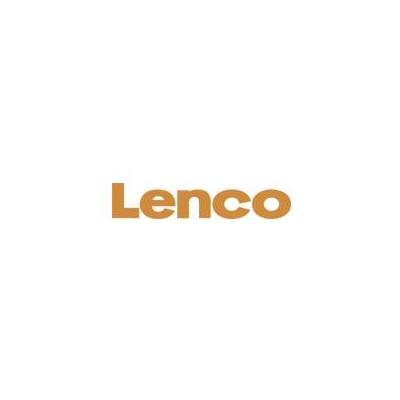Lenco portable DVD player: DVP-1210 - Zwart