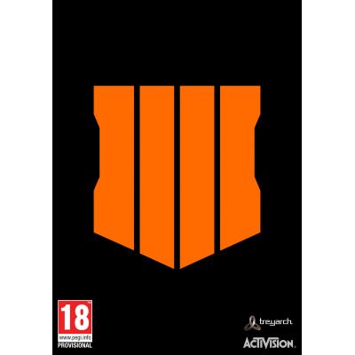 Activision game: Call of Duty: Black Ops 4  PC