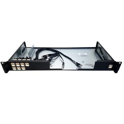 SonicWall TZ400 Rack toebehoren - Zwart, Roestvrijstaal