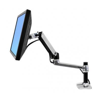Ergotron LX Series Desk Mount LCD Arm Monitorarm - Zwart/Zilver