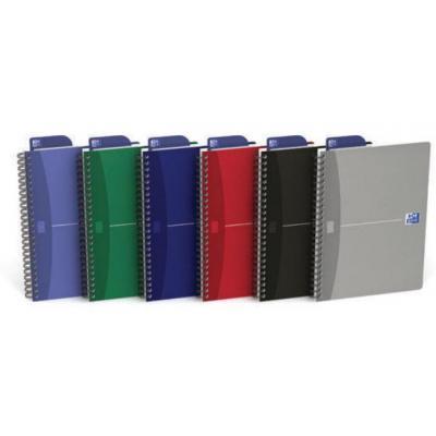 Elba schrijfblok: A5, 90gsm, 90 pages - Multi kleuren