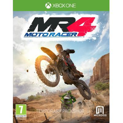 Mindscape game: Moto Racer 4  Xbox One
