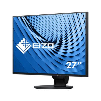 """EIZO FlexScan 27"""" IPS LED Monitor - Zwart"""