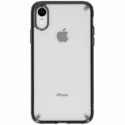 Ringke Fusion Backcover iPhone Xr - Zwart / Black Mobile phone case