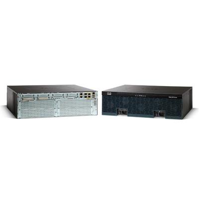 Cisco 3945 Router - Zwart