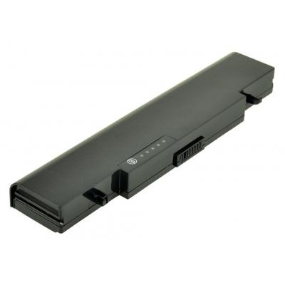 2-power batterij: 10.8V 5200mAh Li-Ion Laptop Battery - Zwart