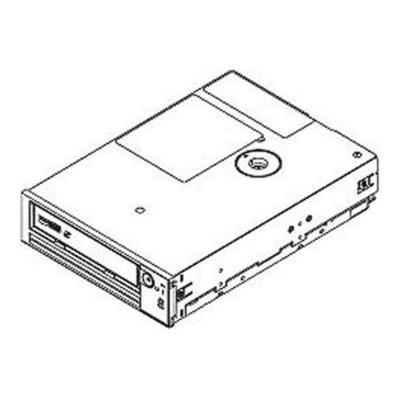 Dell tape drive: LTO-5-140 - Zwart