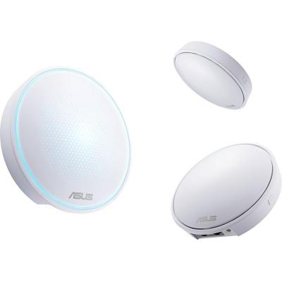 ASUS Lyra Mini Dual-Band AC1300 Mesh Starter Kit (3-Pack) wireless router - Wit