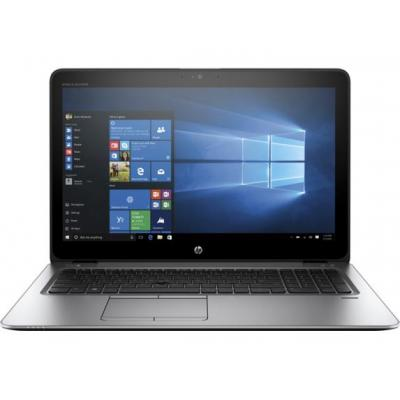 "HP laptop: EliteBook 850 G5 15.6"" i5 8GB 512GB - Zilver"
