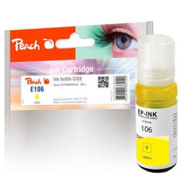 Peach Ink Bottle magenta compatible with Epson C13T00R440