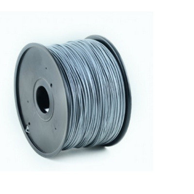 Gembird PLA plastic filament voor 3D printers, 1.75 mm diameter, zilver 3D printing material