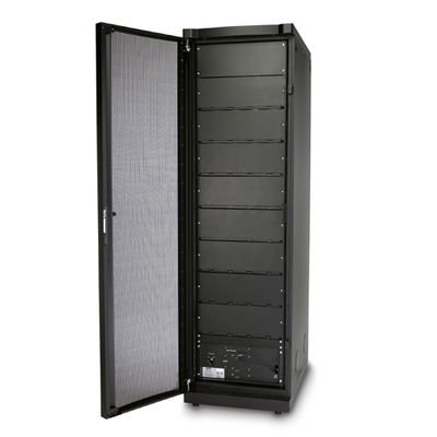 APC PX 40kW Extended Run Battery Frame Rack - Zwart