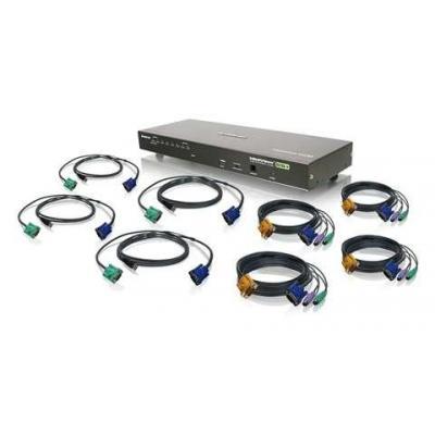 Iogear GCS1808KIT KVM switch
