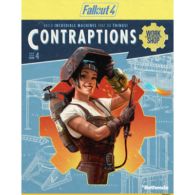 Bethesda Fallout 4 - Contraptions Workshop