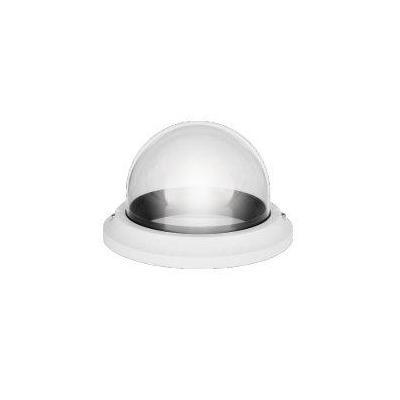 Ernitec Mercury DX/SX Clear Dome Cover Beveiligingscamera bevestiging & behuizing - Transparant,Wit