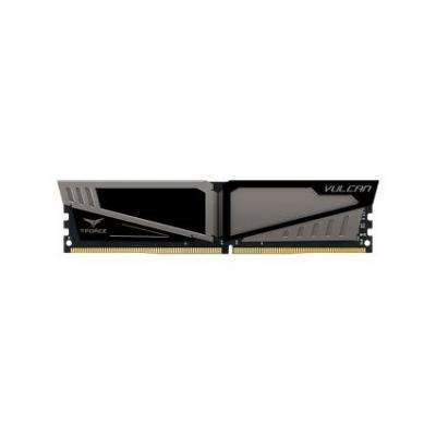 Team Group Vulcan DDR4-2666 8GB RAM-geheugen - Grijs