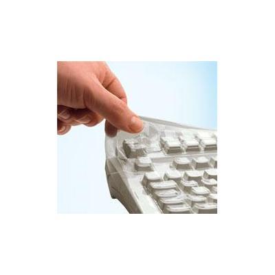 Cherry toetsenbord accessoire: WetEx, European, G84-4400 - Transparant