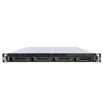 Intel R1304RPOSHBN Server barebone - Zwart, Zilver