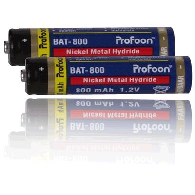 Profoon BAT800 Reserveonderdelen voor telefoons