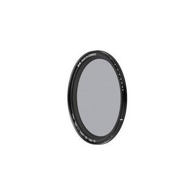 B+w camera filter: 62mm, XS-PRO VARIO ND MRC-NANO - Zwart