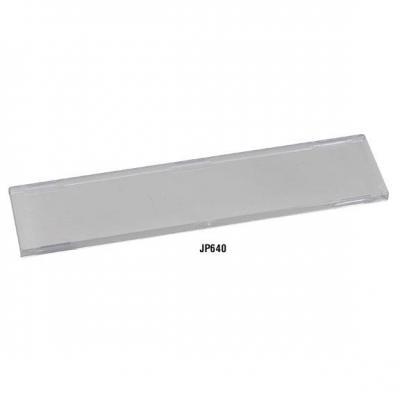 Black Box Telco Splice Block Cover (Protects Clip Field) Patch panel accessoire - Grijs