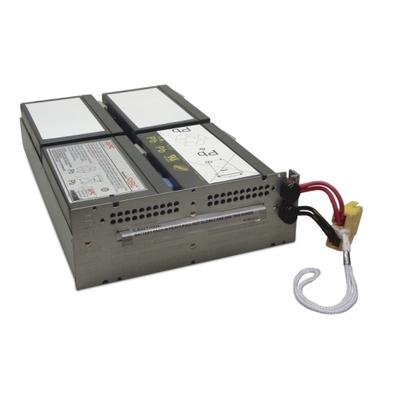 APC Batterij Vervangings Cartridge RBC133 UPS batterij - Zwart