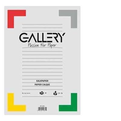 Gallery creatief papier: BUNDEL 20BL.KALKPAP.A3 70-75GR