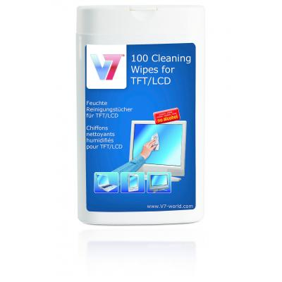 V7 TFT / LCD Cleaning Wipes Reinigingskit