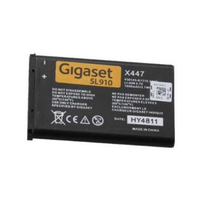 Gigaset S30852-D2370-X1 batterij