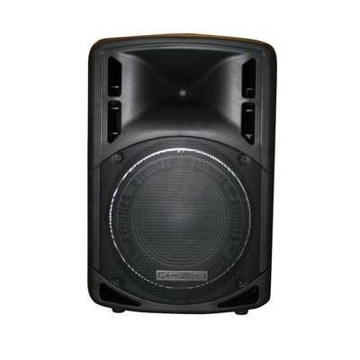 König Speaker: 300W RMS, 99dB, 40 - 20000Hz, Zwart