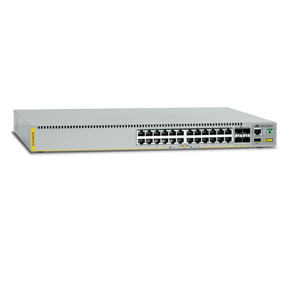 Allied Telesis AT-x510-28GTX-50 Switch - Grijs