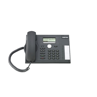Mitel 5370ip Dect telefoon - Antraciet