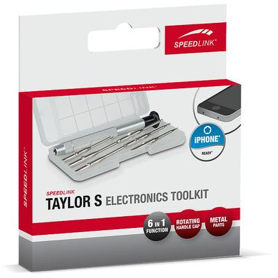 Speed-Link TAYLOR S Handschroevedraaier & set